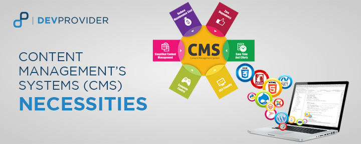 Content managements systems